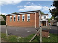 TM1179 : Diss Methodist Church by Adrian Cable