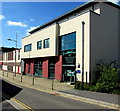 SO1609 : Ebbw Vale Learning Action Centre by Jaggery