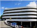SO1609 : James Street multi-storey car park, Ebbw Vale by Jaggery