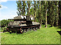 TM1793 : FV101 Scorpion armoured reconnaisance vehicle by Evelyn Simak