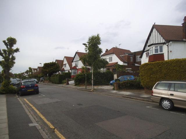 Wentworth Road, Golders Green