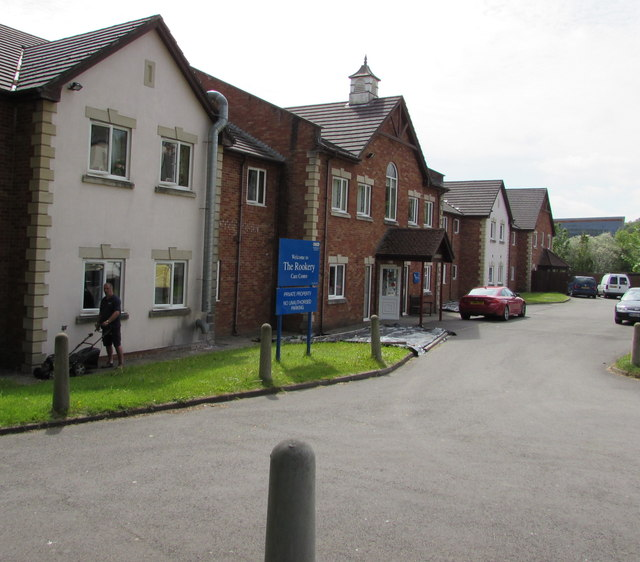 The Rookery Care Centre in Ebbw Vale