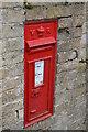TG1002 : Victorian postbox, Barnham Broom Rd by N Chadwick