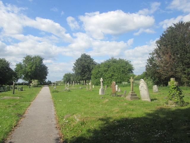 Misson Cemetery
