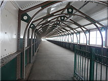 TR3140 : Revamped walkway, Admiralty Pier by John Baker