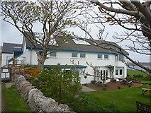 NM2824 : Argyll Architecture : St Columba Hotel, Island Of Iona by Richard West