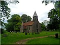 TL4332 : St Mary's church, Meesden (north side) by Bikeboy