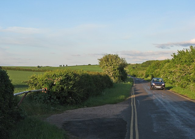 Along Worts Causeway on a May evening
