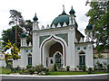 TQ0159 : The Shah Jehan Mosque, Woking by Alan Hunt