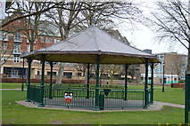 TA0928 : Bandstand, Queen's Gardens by N Chadwick