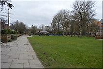 TA0928 : Queen's Gardens by N Chadwick