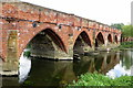 TL1351 : Barford Bridge by Philip Jeffrey