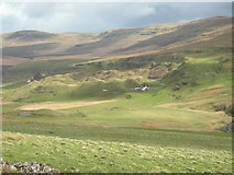 NG4162 : Fairy Glen from the other side of Glen Uig by Didier Silberstein