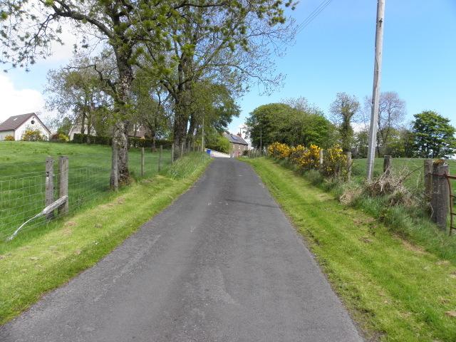 Shinnagh Road