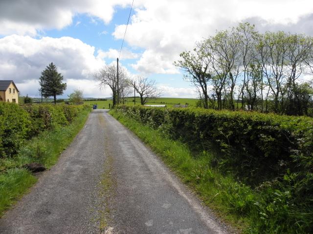 Roeglen Road, Mullaghslin Glebe