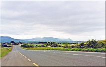 G8460 : SW on Ballyshannon - Bundoran road to Dartry Mountains, 1993 by Ben Brooksbank