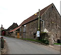 SO5509 : Converted barn in Newland by Jaggery