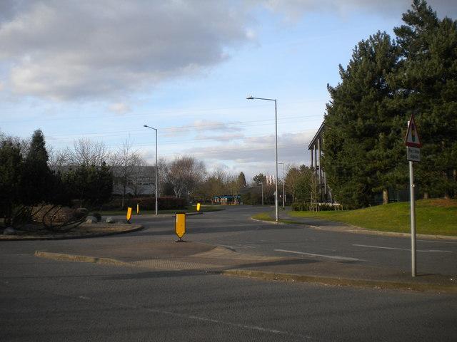 East end of Cambridge Science Park