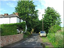 TR1955 : Old Palace Road, Patrixbourne by Chris Whippet