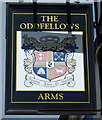 NZ3252 : Sign for the Oddfellows Arms, Shiney Row by JThomas