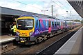 SD5805 : First TransPennine Express Class 185, 185108, Wigan North Western railway station by El Pollock