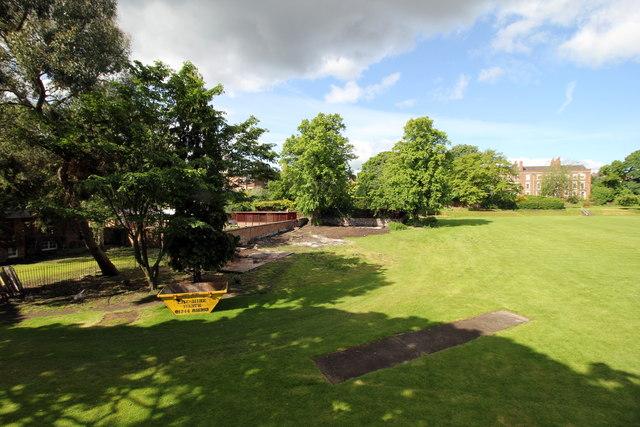 The Deans Field Development, Chester