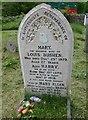 SS6243 : St Thomas, Kentisbury: churchyard (j) by Basher Eyre