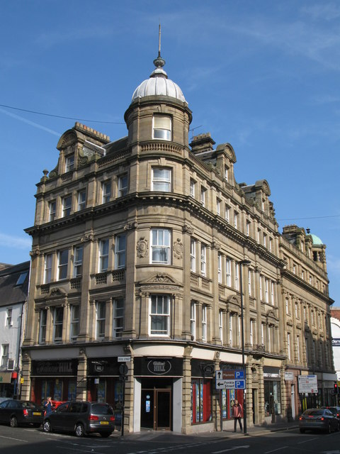 Imperial Buildings, 92-98 Westgate Road, Newcastle