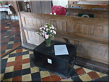SS6243 : Inside St Thomas, Kentisbury (Q) by Basher Eyre