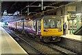 SJ8399 : Northern Rail Class 142, 142062, platform 4, Manchester Victoria railway station by El Pollock