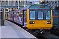 SJ8499 : Northern Rail Class 142, 142057, platform 2, Manchester Victoria railway station by El Pollock
