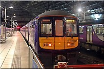 SJ3590 : Northern Electrics Class 319, 319361, platform 3, Liverpool Lime Street railway station by El Pollock