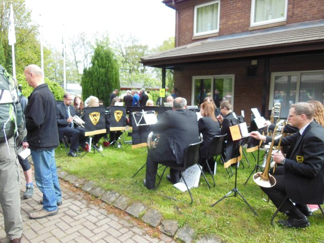 The Rivington Brass Band
