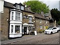 NY7146 : The Angel Inn, Alston by Andrew Curtis