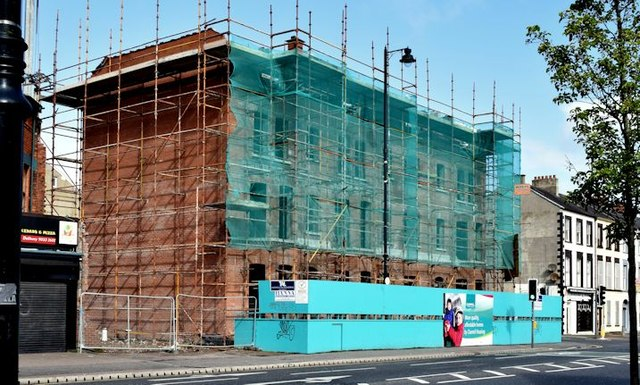 Nos 137-141 Ormeau Road, Belfast - May 2015(1)