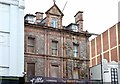 J3374 : Former Queen Street police station, Belfast (May 2015) by Albert Bridge