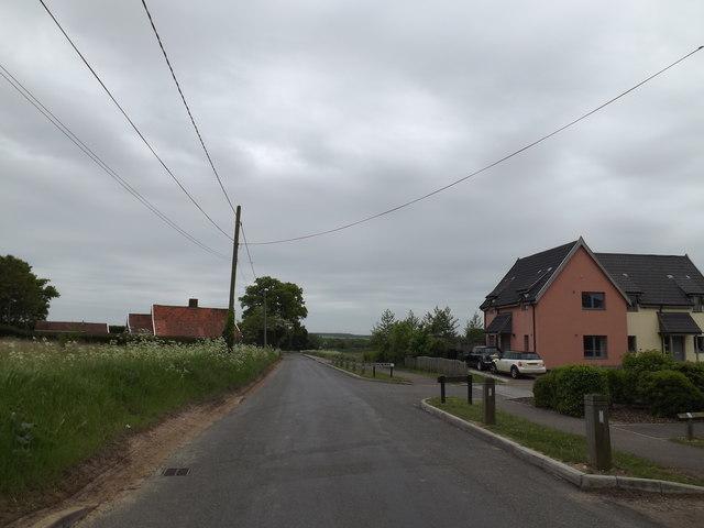 School Road, Bressingham