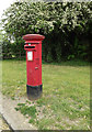 TM1080 : High Road Postbox by Adrian Cable
