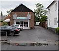 SU3521 : Lloyds Pharmacy in Romsey by Jaggery