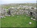 NM0449 : Dùn Mòr broch entrance by M J Richardson
