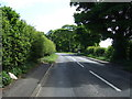 NZ3243 : Minor road into Hallgarth by JThomas