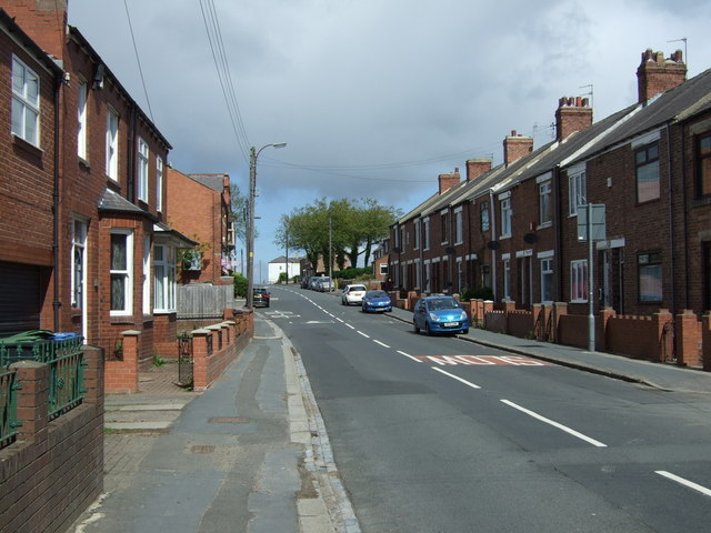 Coalford Lane, Pittington