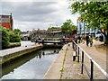 TQ2884 : Regent's Canal, Kentish Town Lock by David Dixon