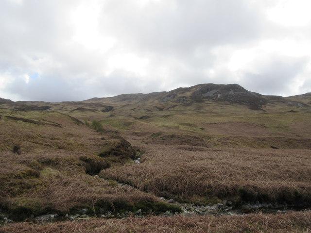 Stream descending Beinn Bhreac