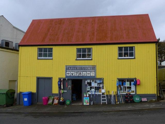 The Tarbert Stores