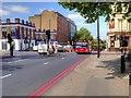 TQ3183 : Islington, Pentonville Road by David Dixon