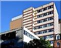 J3373 : Demolition, former College of Business Studies, Belfast - June 2015(1) by Albert Bridge