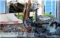 J3373 : Demolition, former College of Business Studies, Belfast - June 2015(4) by Albert Bridge
