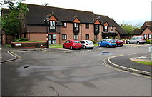 SU3521 : Wakeford Court, Romsey by Jaggery