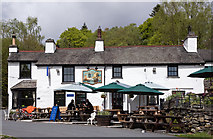 NY3204 : The Britannia Inn, Elterwater (2) by The Carlisle Kid